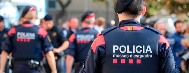 Preparador fisico oposiciones mossos desquadra